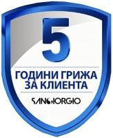 5 години грижа за клиента за всички перални Sangiorgio и IT Wash