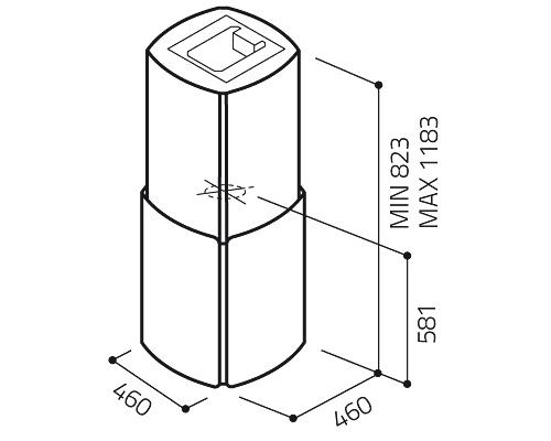 ELICA кухненски луксозни аспиратори / абсорбатори