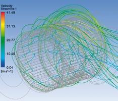 Synairgy е система за въздушния поток за най-ефективните абсорбатори в света