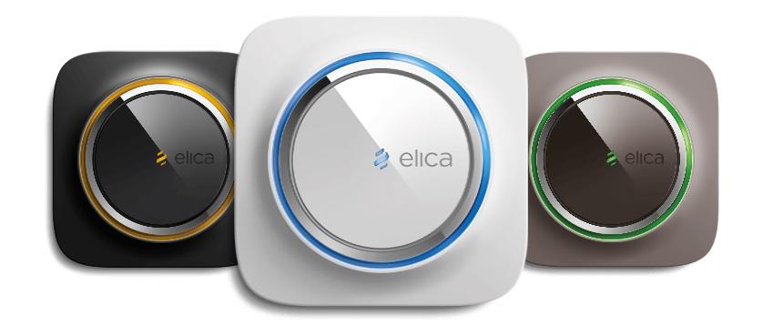 Elica SNAP - аспиратор от ново поколение, създаден за перфектния баланс на качеството на въздуха, който дишате.