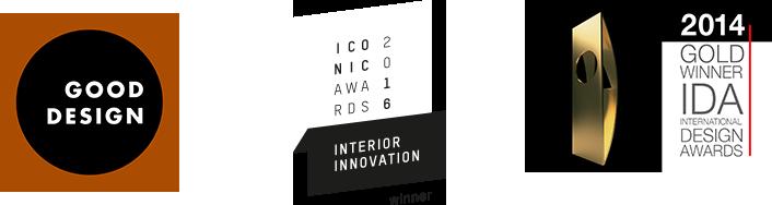 Награди за новия аспиратор Elica SNAP - за добър дизайн, за иновация и постижения в областта