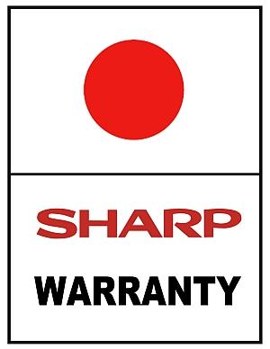 Sharp гаранционен условия