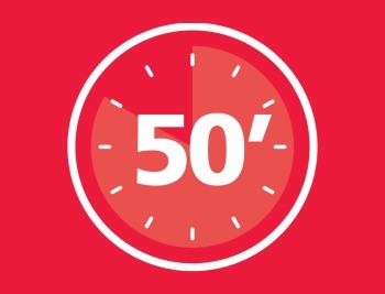 Основни предимства на съдомиялната машина Sharp - бърза програма 50мин с ефективно измиване