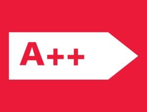 Висока енергийна ефективност А++ на хладилника Sharp