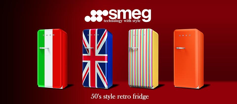 SMEG иновации и качество от Италия за уреди за вграждане СМЕГ